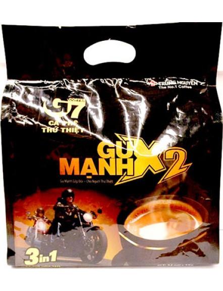 G7 Coffee X2 G7 Gu Manh X2 咖啡