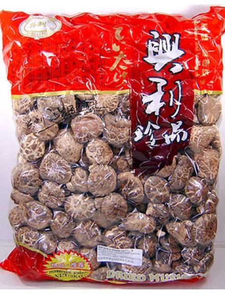 Mushroom  (兴利) 茶花菇 (3kg)