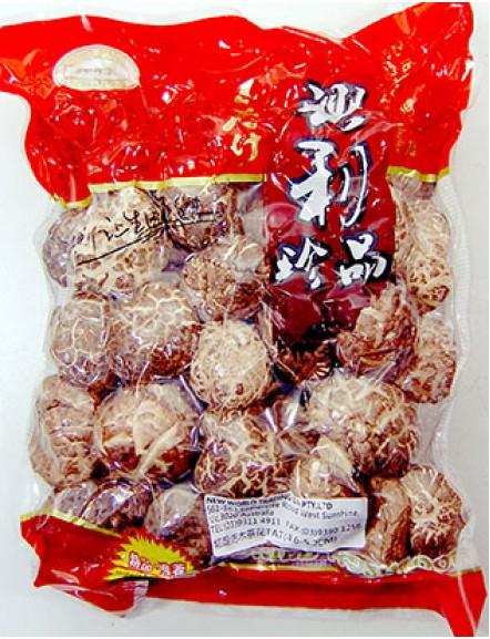 Mushroom (兴利) 茶花菇 (375g)