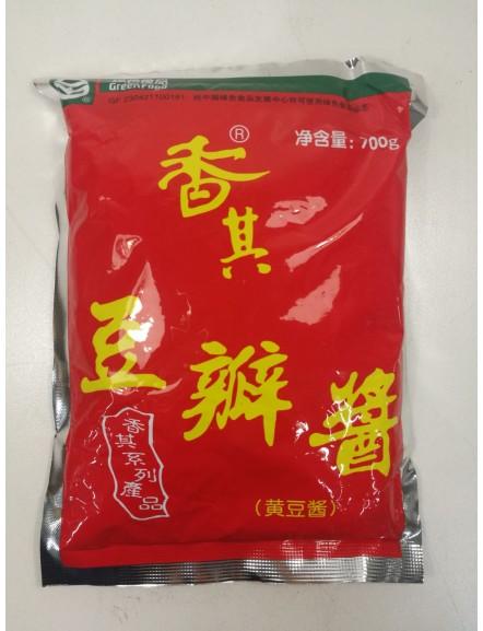 Xian Qi Soybean Sauce 700g(香其)豆瓣醬