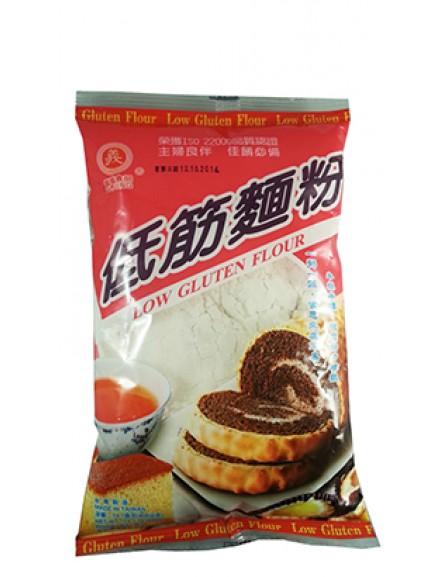 Low Gluten Flour 义峰牌 低筋面粉