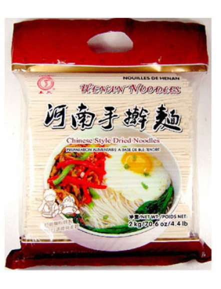 He Nan Noodle 2kg 河南手簳面