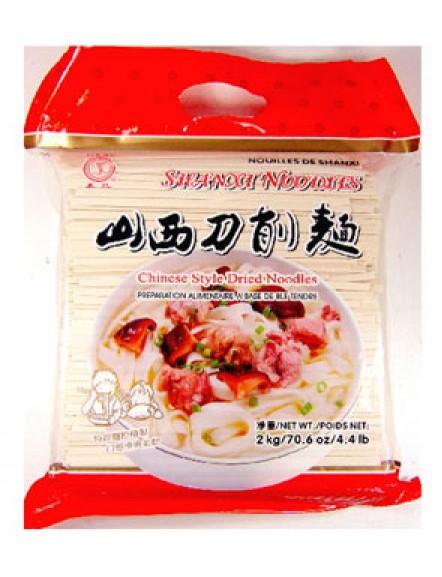 Shan Xi Noodle 2kg 山西刀削面