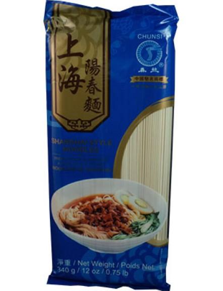 Shanghai Y.C. Noodle 春丝牌上海阳春面 (340g)