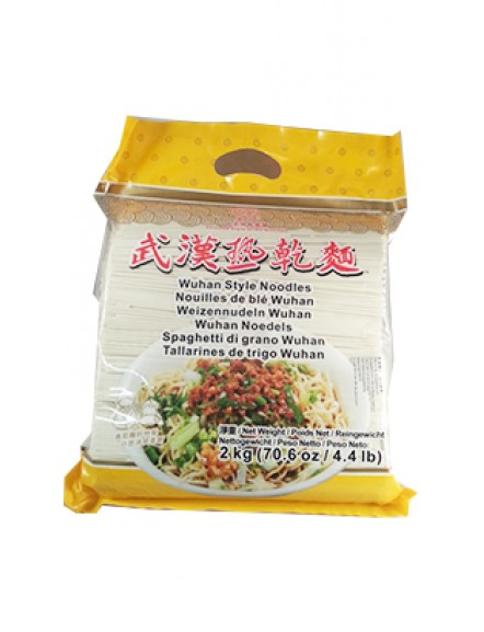 Wuhan Style Noodle春丝牌 武汉热干面