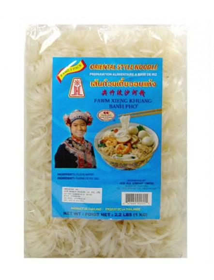 Rice Stick 1MM 1kg 尖竹汶沙河粉