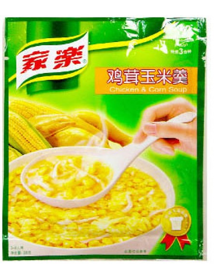 Chicken Corn Soup 38g 鸡茸玉米羹