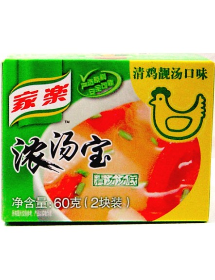Soup Concentrate - Chicken 家乐牌浓汤宝 - 清鸡汤