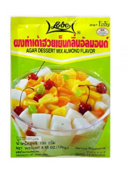 Agar Desert,Almond 130 杏仁豆付粉