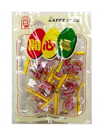 Happy Plum Candy 110g 开心梅糖