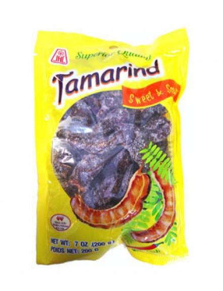 Perserved Tamarind 200g 无壳酸子干