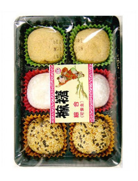 Ma-Chi Mixed 6pcs 230g 麻薯专家