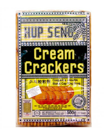 Cream Crackers 428g 较较饼