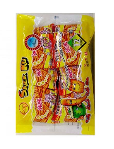 Mini Prawn Cracker 15g 咪咪虾味条