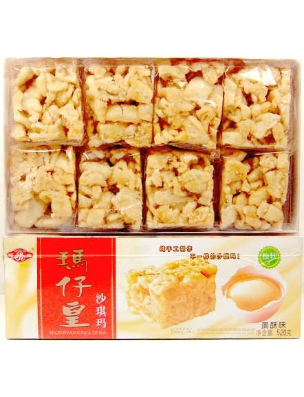 Sachima Cake - Egg杨氏玛仔皇 - 蛋酥味