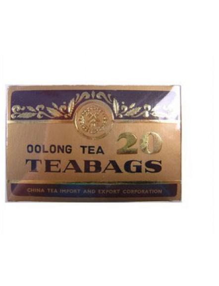 Oolong Teabag, Gold 40g 金乌龙茶