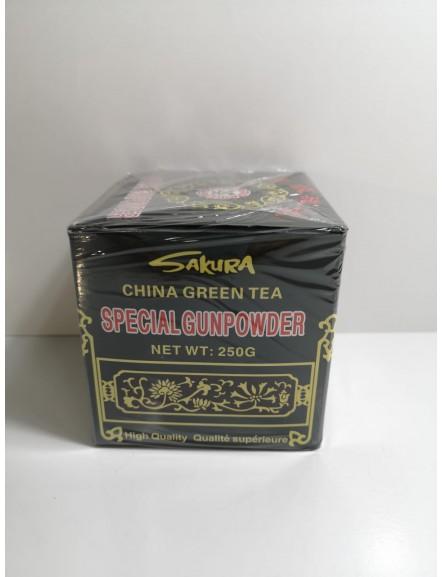 Gun Powder Tea 250g 天坛牌珠茶