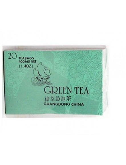 Green Tea Teabag 40g 绿茶