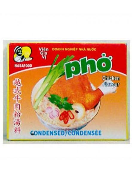 Pho Ga Cube 鸡肉粉调味品